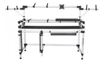 rack titanium studio rs-345 periférico interno