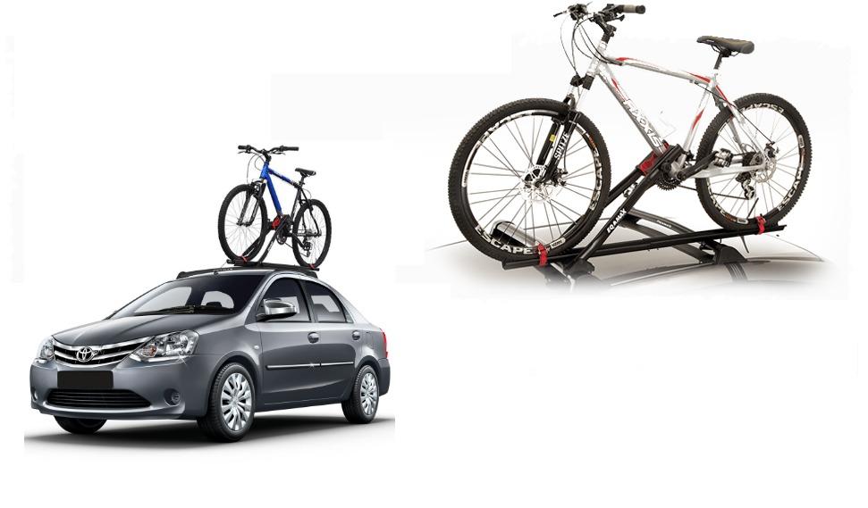 5b0e42971 rack transbike de teto eqmax velox preto suporte para 1 bike. Carregando  zoom.