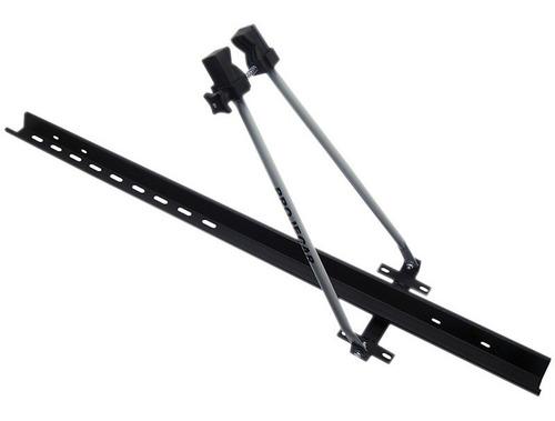 rack transbike de teto projecar  suporte para 1 bike aço