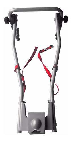 rack transbike traseiro de engate b2x eqmax suporte 2 bikes
