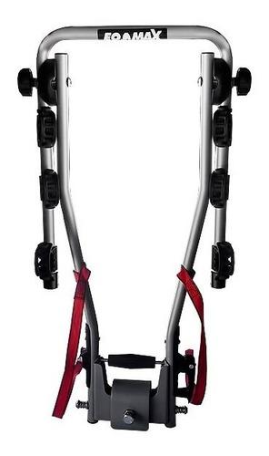 rack transbike traseiro de engate c3x eqmax suporte 3 bikes