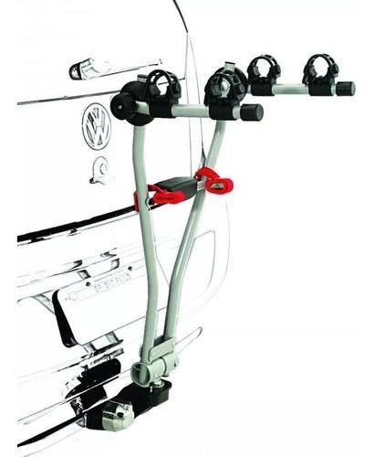 rack transbike traseiro de engate easy 2 eqmax para 2 bikes