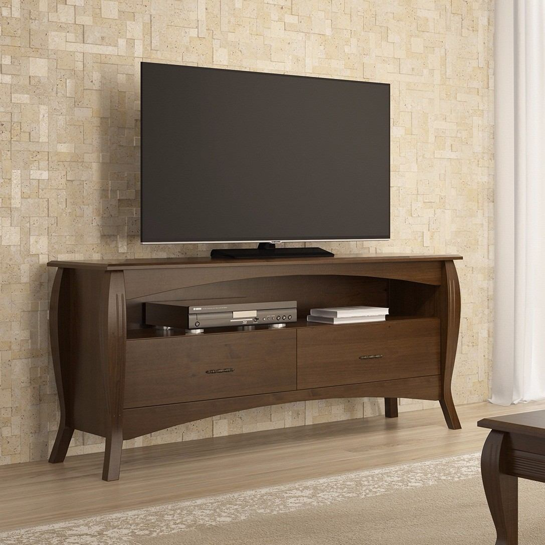 3b0971fb0 rack tv madeira maciça gavetas clássico sala 1.50 televisão. Carregando zoom .