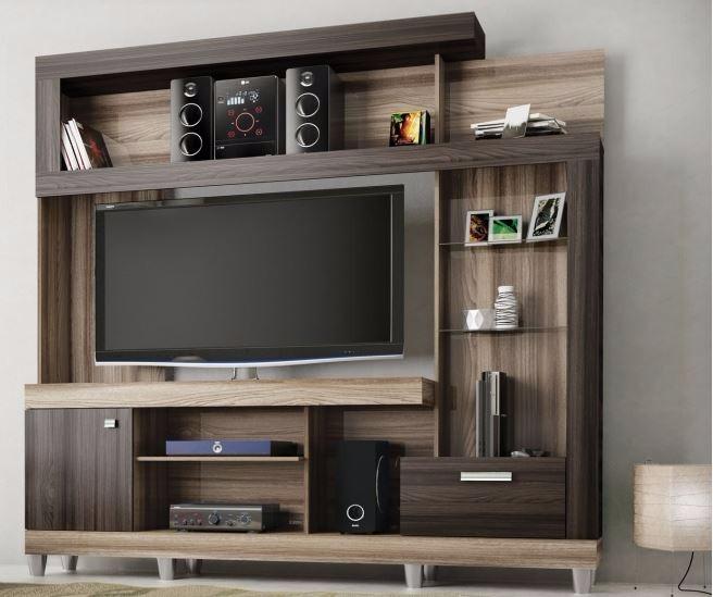 Rack tv mesa led lcd mueble de comedor modular home for Mueble muteki 5 2