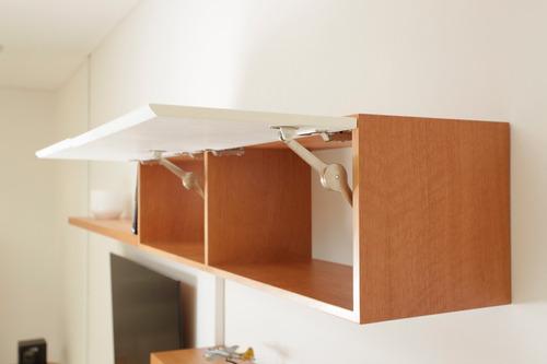 rack tv modular laqueado diseño escandinavo forbidan muebles