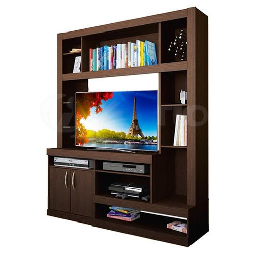 rack tv modular mesa de led lcd 47 49 20410 exc calidad