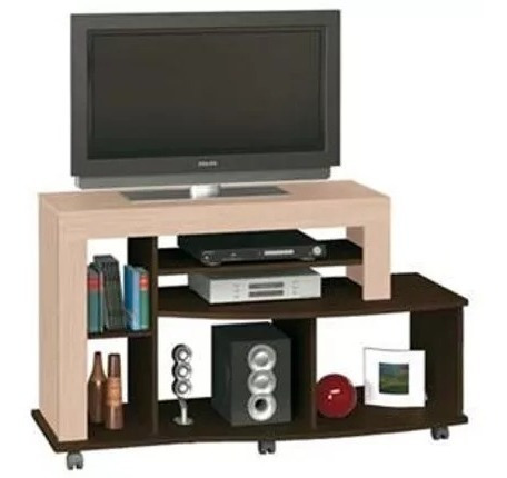 rack tv mueble artely malibu