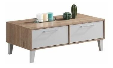 rack tv mueble nordico 100cm diseño sumy modular madera