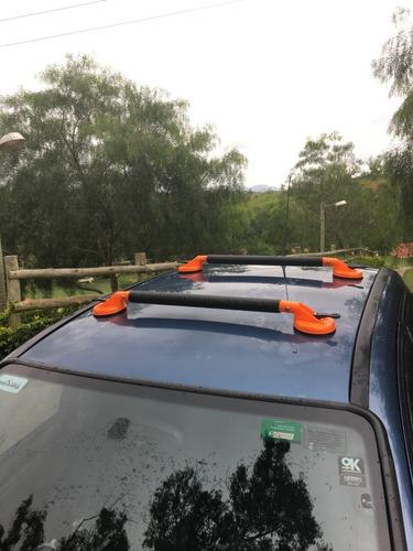 rack ventosa automotivo de teto ventosa universal