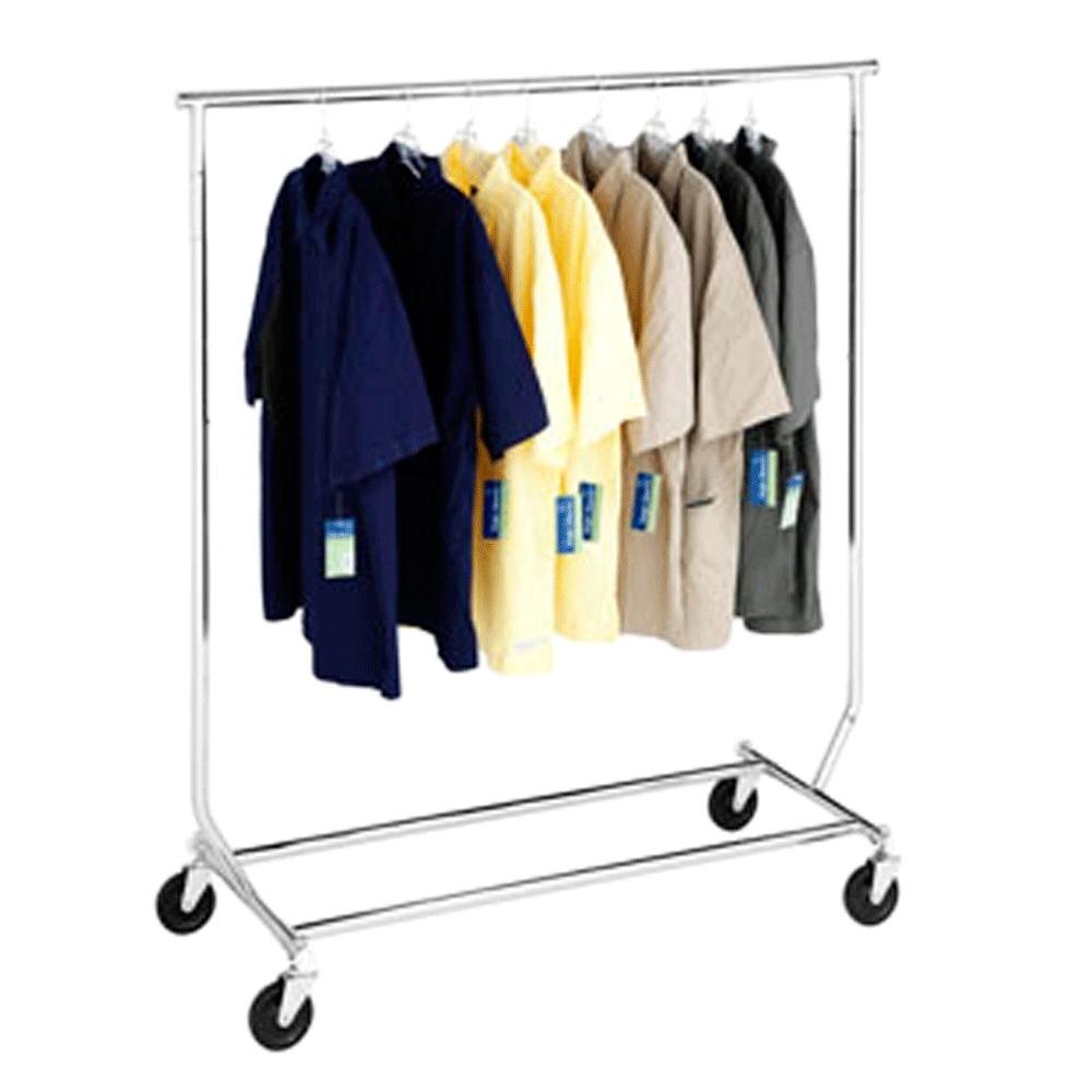 Rack viajero para colgar ropa jm villegas 2 - Barras de pared para colgar ropa ...