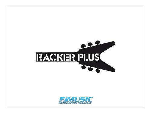 racker plus 458 bajo eléctrico 5 cuerdas