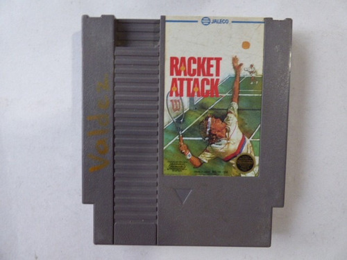 racket attack nintendo nes zonagamz