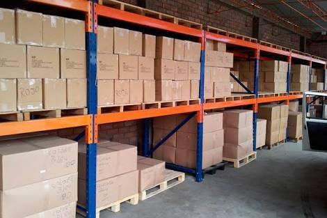 racks  de carga almacenes  semi nuevos