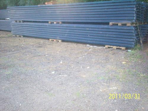 racks estanteria larguero mecalux y otros