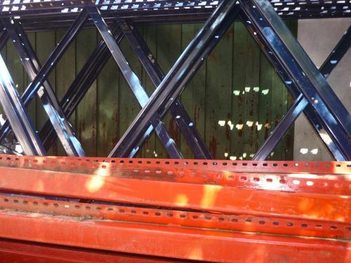 racks estanterias para pallets excelente cargas pesadas