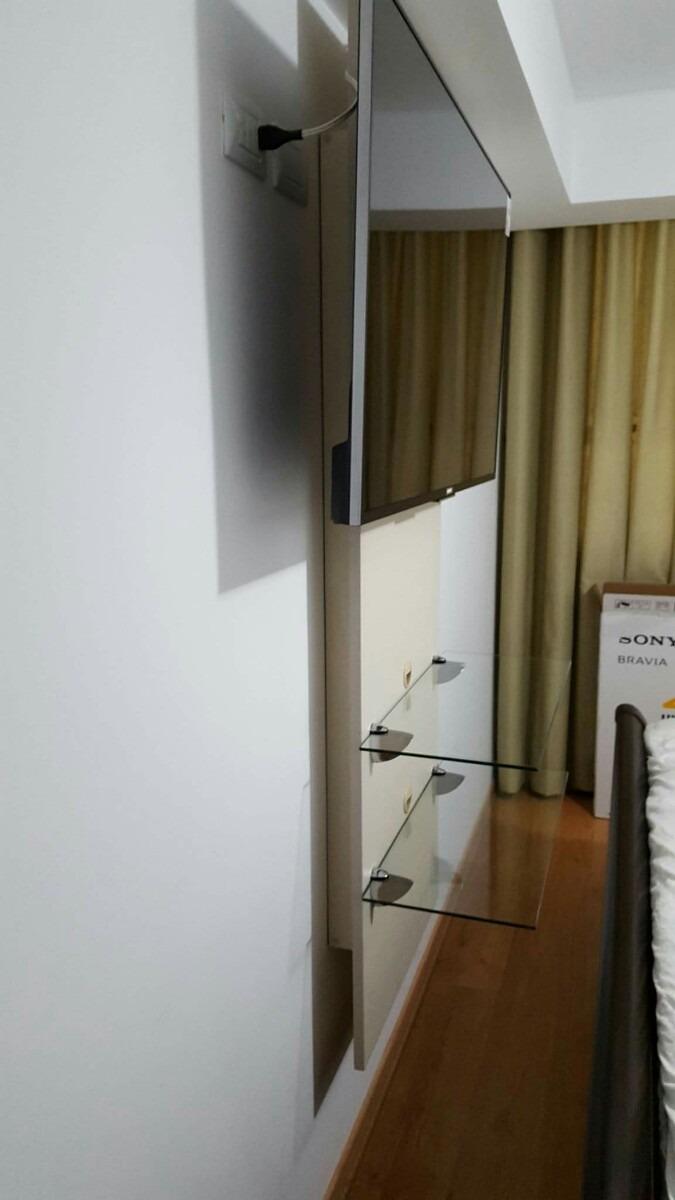 Racks Muebles Empotrados Para Tv S 499 00 En Mercado Libre # Muebles Empotrados