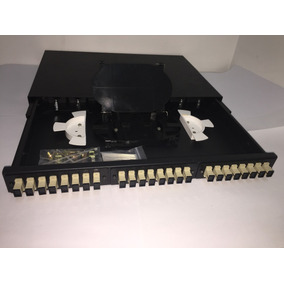 d6280675f8 Odf De 24 Posiciones Para Fibra Optica - Conectividad y Redes en ...