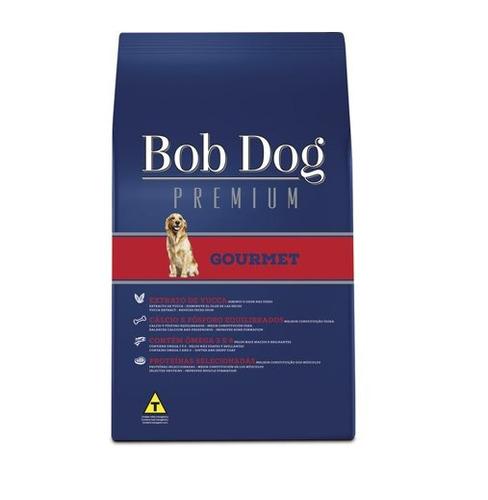 ração cachorro bob dog gourmet premium 25kg