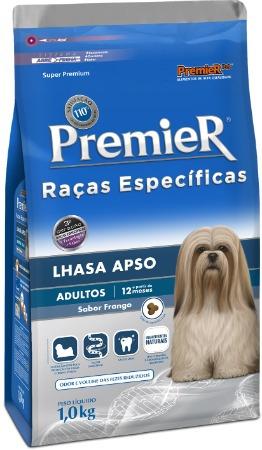 ração cachorro premier lhasa apso adulto 7,5 kg disdog