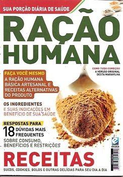 ração humana (revista) sem autor