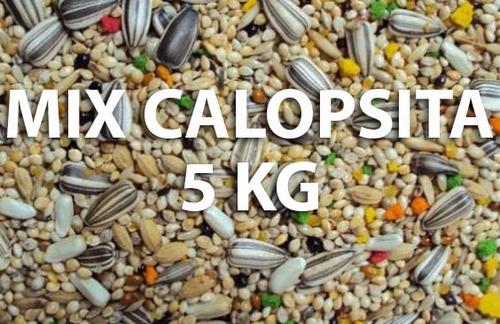 ração mix para calopsita 5 kg