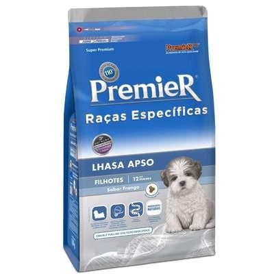 ração premier pet raças específicas lhasa apso filhotes 1 kg
