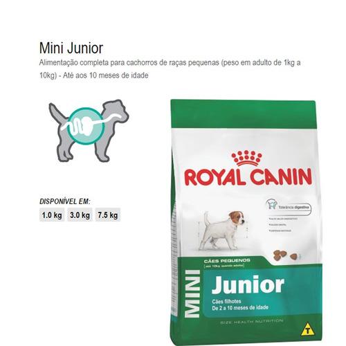 ração royal canin 3kg