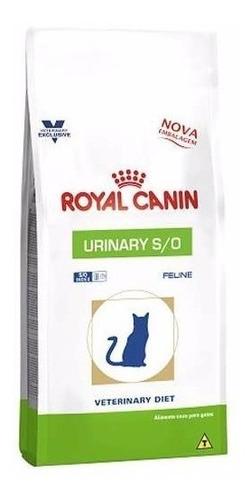 ração royal canin urinary s/o 7,5 kg pety