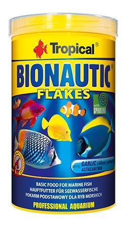 ração tropical bionautic flakes 50g