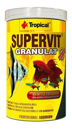 ração tropical supervit granulat 138g