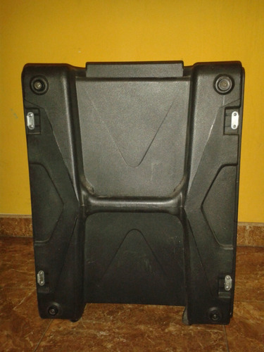 rad con amplificadores, crossover y equalizador de miniteca