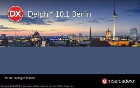 rad studio delphi 10.1 berlin architect novo