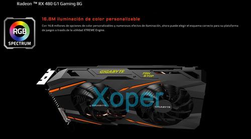 radeon  rx 480 g1 gaming 8g