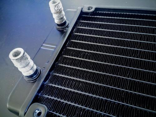 radiador 240mm corsair h100i water cooler hydro series
