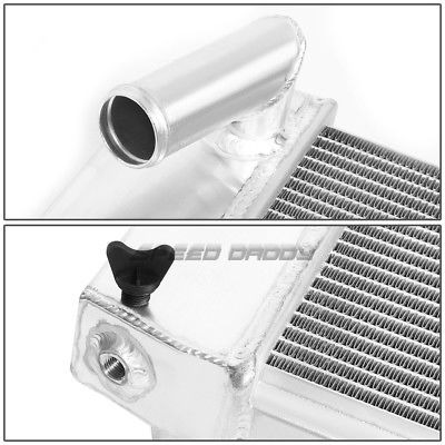 """10/"""" Fan For 71-77 VEGA//75-76 ASTRE CHEVY SBC V8 SWAP Full Aluminum Radiator"""
