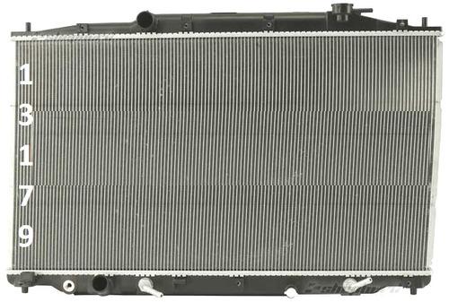radiador acura tl 3.7l v6 automatico 2009 -  2011 nuevo!!!!