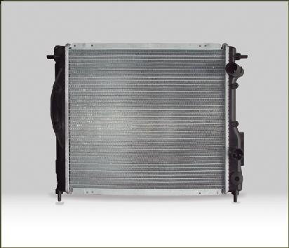 radiador água clio ii 1.0/ 1.6 (98/...)