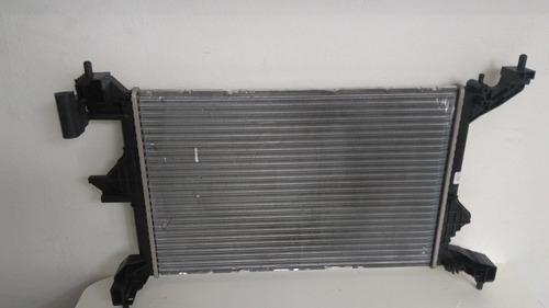 radiador água cobalt onix prisma sonic spin original gm meca