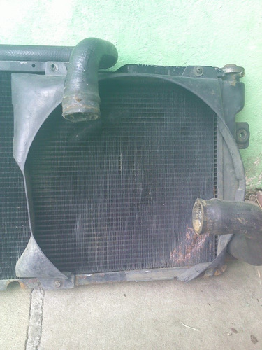 radiador agua del rey ate 84 c ar cobre original ford motor