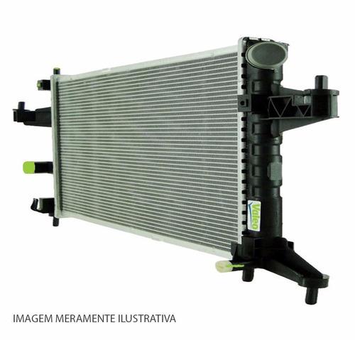 radiador água fiat uno mille 1.0 2000 a 2004 valeo original