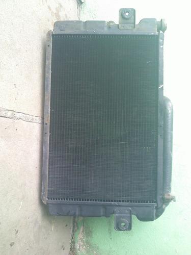 radiador agua motor