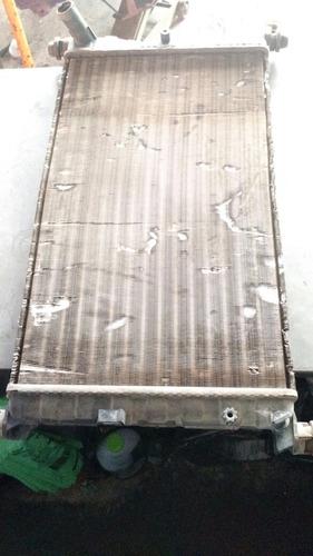 radiador água motor ford fiesta ka courier endura sem ar