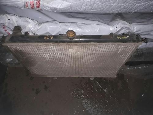 radiador agua nissan terrano 2007 4x4 2,4 bencinera japón
