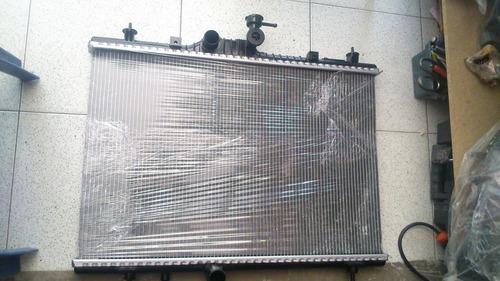radiador agua renault koleos