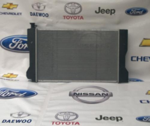 radiador agua toyota corolla automatico 2009 - 2014 original