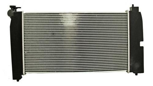 radiador aluminio toyota corolla 2003 - 2008 l4/1.8l aut zdx