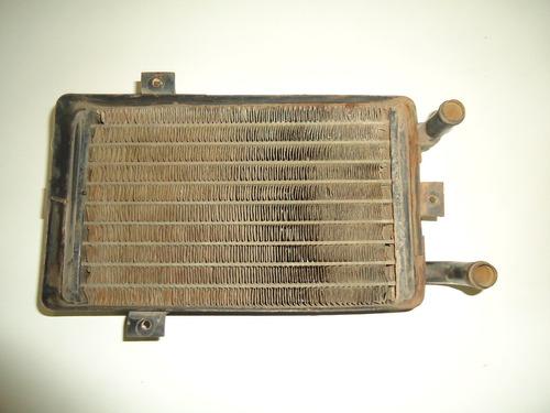 radiador ar condicionado quente galaxie landau