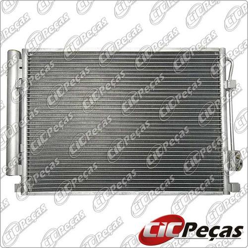 radiador ar condicionado veloster 1.6 16v (12/15)