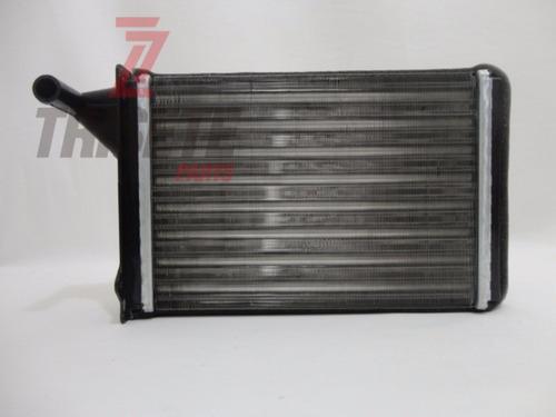 radiador ar quente fiat uno e premio 85 em diante - sem ar