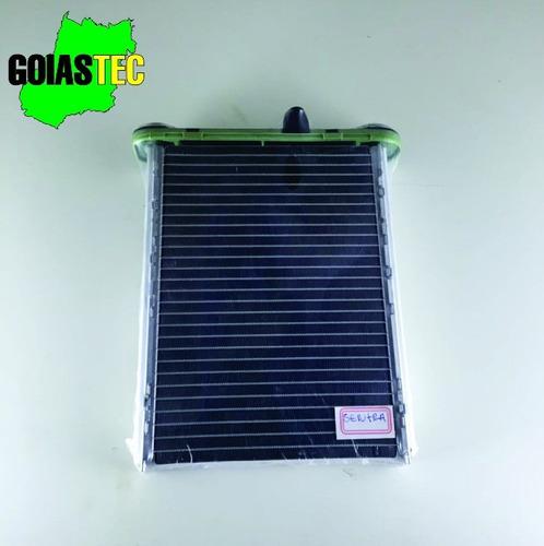 radiador ar quente nissan sentra